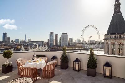 Corinthia London - Laterooms