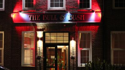 The Bull and Bush - Laterooms