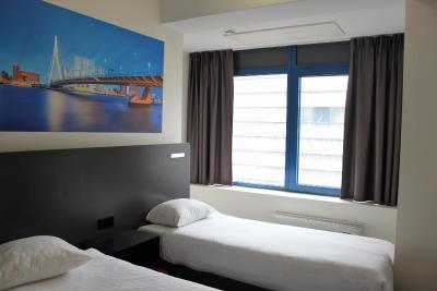 easyHotel Rotterdam City Center - Laterooms