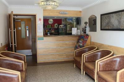 Eurotraveller Hotel-Express (Elephant & Castle) - Laterooms