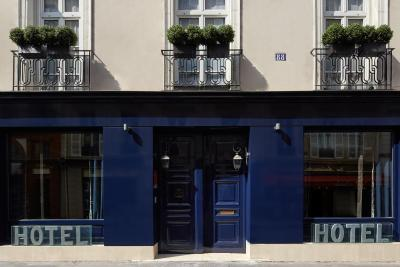 Hôtel Saint Germain - Laterooms
