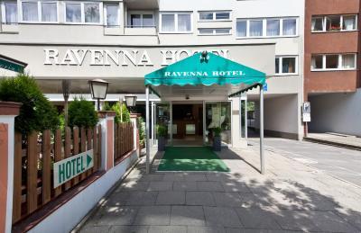 Novum Hotel Ravenna Berlin Steglitz - Laterooms