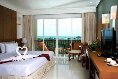 Princess Seaview Resort & Spa - Laterooms