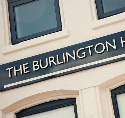 The Burlington Hotel - Laterooms