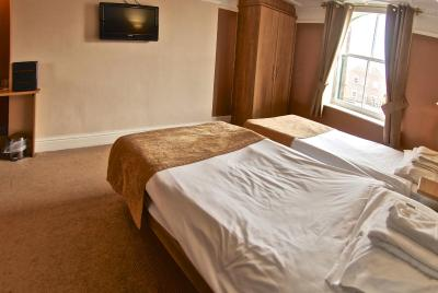 The White Linen Guest House - Laterooms