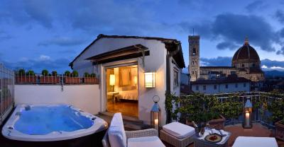 Hotel Brunelleschi - Laterooms