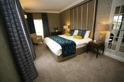 Crabwall Manor Hotel & Spa - Laterooms
