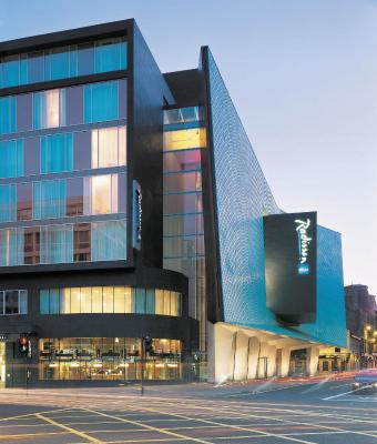 Radisson BLU Glasgow - Laterooms
