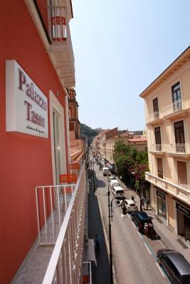 Palazzo Tasso - Laterooms