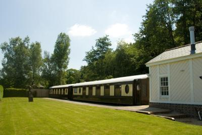 THE OLD RAILWAY STATION - Laterooms