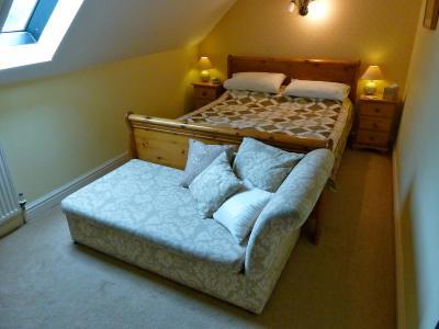 Old Radnor Barn Bed & Breakfast - Laterooms