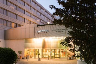 Pullman Madrid Airport & Feria - Laterooms