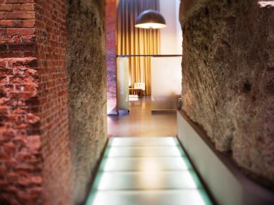 Mövenpick Hotel Hamburg - Laterooms