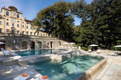 Villa Le Maschere - Laterooms