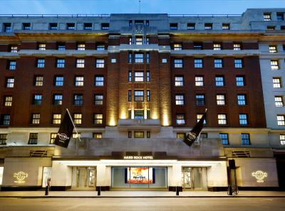 Hard Rock Hotel London - Laterooms
