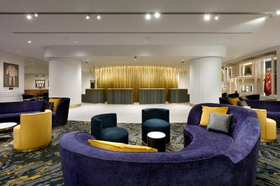 Hard Rock Hotel London - Laterooms