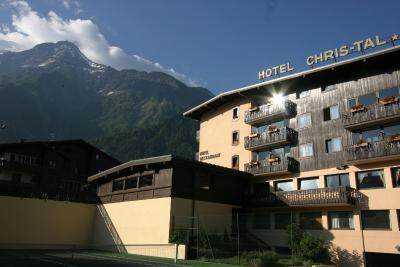 Hotel Chris-Tal - Laterooms