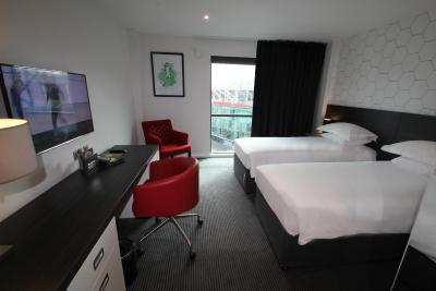 Hotel Football Old Trafford - Laterooms