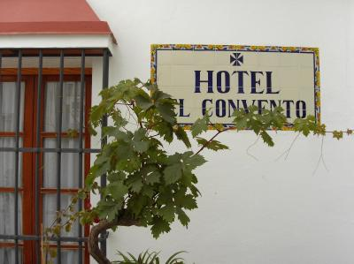 Hotel El Convento - Laterooms