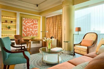 The St. Regis Singapore - Laterooms