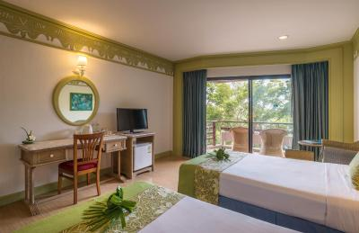 Maritime Park And Spa Resort - Laterooms