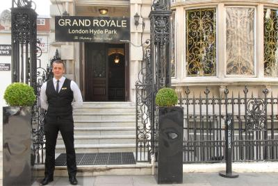 Grand Royale London Hyde Park - Laterooms