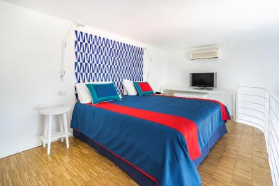 Hotel Torre Barbara - Laterooms