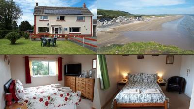 Pendine Sands Bed & Breakfast - Laterooms