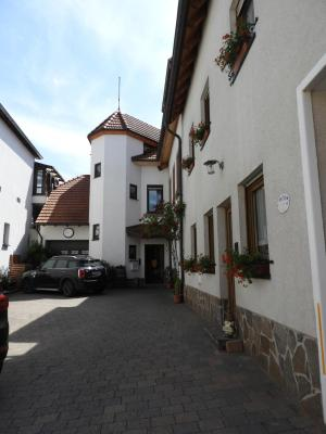 Gästehaus am Turm - Laterooms