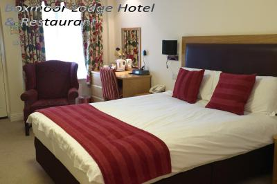 Boxmoor Lodge Hotel - Laterooms