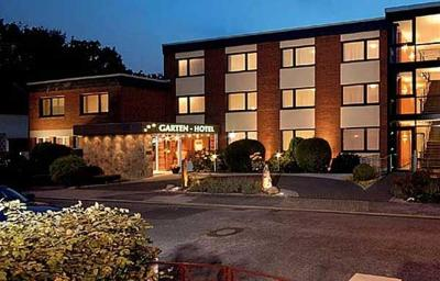 Garten-Hotel Ponick - Laterooms