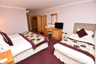 The Loughshore Hotel - Laterooms