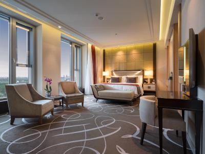 Waldorf Astoria Berlin - Laterooms