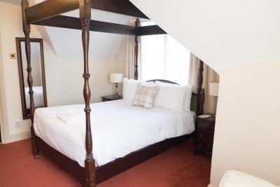 Best Western Weston Hall Hotel - Laterooms