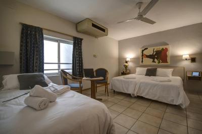 Sliema Chalet Hotel - Laterooms