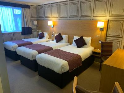 Mercure Chester North Woodhey House Hotel - Laterooms