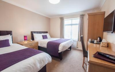 Exeter Court Hotel - Laterooms