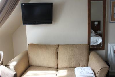 Mackays Hotel - Laterooms