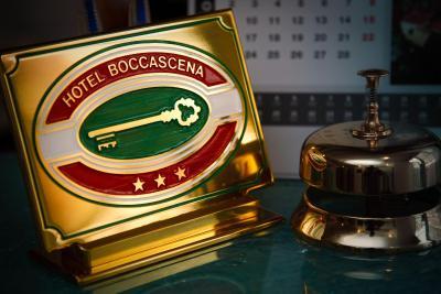 Hotel Boccascena - Laterooms