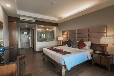 Nora Beach Resort & Spa - Laterooms