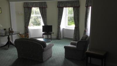 Kirroughtree House Hotel - Laterooms