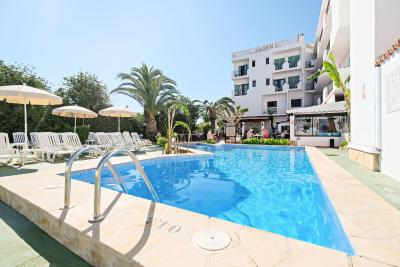 Azuline Hotel Galfi - Laterooms