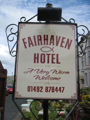 Fairhaven hotel - Laterooms