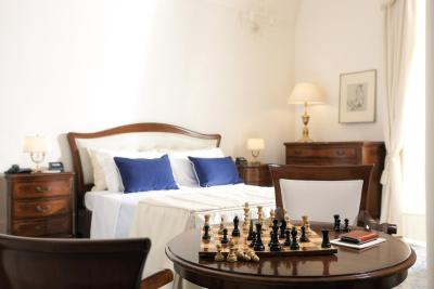 Grand Hotel Angiolieri - Laterooms