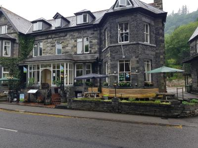 Glan Aber Hotel - Laterooms