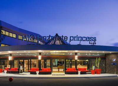 H10 Lanzarote Princess - Laterooms