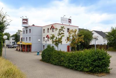 bon marché hôtel Bochum - Laterooms