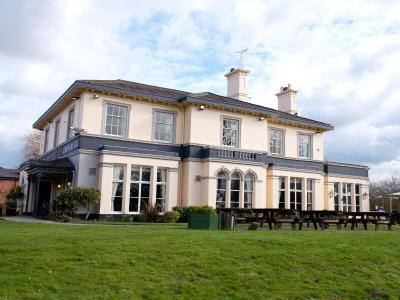 Innkeeper's Lodge Chester, Christleton - Laterooms