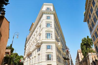 Sofitel Rome Villa Borghese - Laterooms