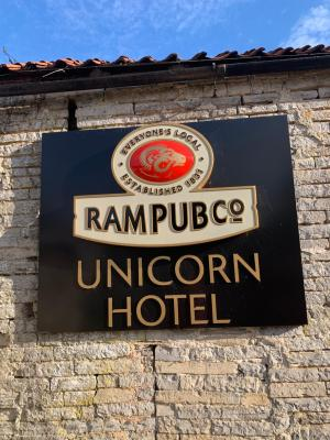 The Unicorn Hotel - Laterooms